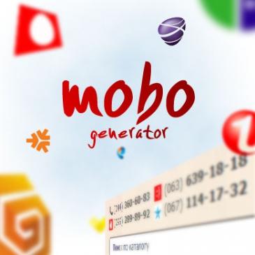 Mobo Generator - Генератор иконок мобильных операторов